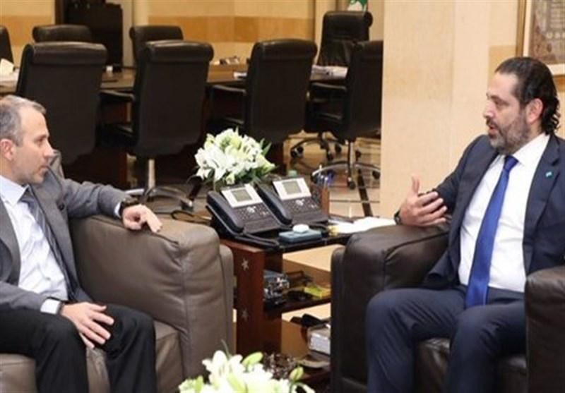 لبنان، پیشنهادهای مطرح شده برای تشکیل دولت در دیدار دوم باسیل و حریری