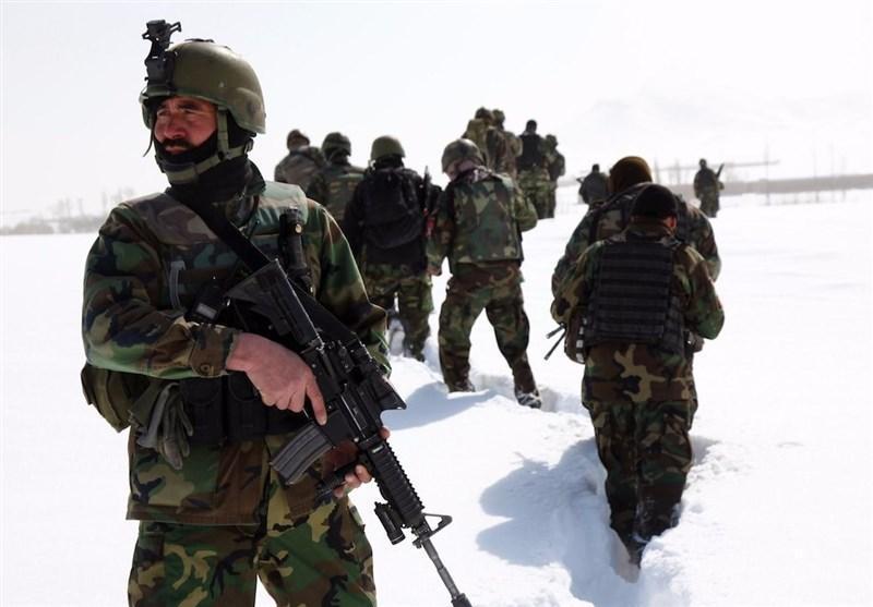 افزایش وابستگی نیروهای افغانستان به نیروهای آمریکایی