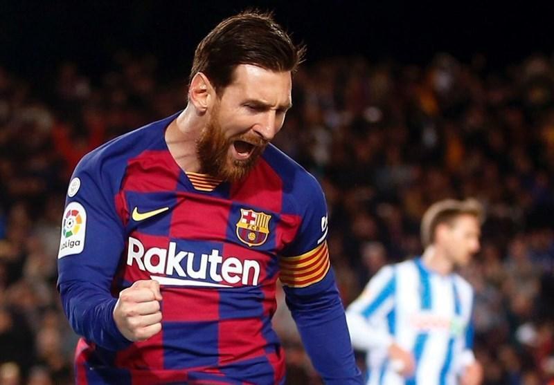 منقضی شدن بند جدایی مسی از بارسلونا، لئو در نوکمپ ماندنی شد